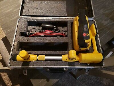 Metrotech Vivax Locator Set Model Vm-810 With 5 Inductive Clamp