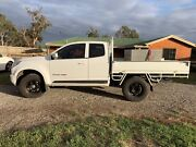 Holden Colorado space cab chassis automatic 4WD Glengarry West Tamar Preview