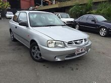2002 Hyundai Accent Hatchback Southport Gold Coast City Preview