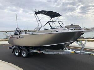 Ballistic Boats 570 Runabout Davenport Bunbury Area Preview