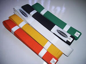 10-x-MARTAIL-ARTS-BELTS-Most-Colours-Available