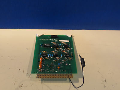 Elox Colt Industries Progressive Cutoff Board 09188-8 Cnc Pc Board Used Rev B