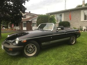 1980 MGB LImited Edition