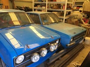 MK 2 FORD ESCORT RALLY PACKAGE