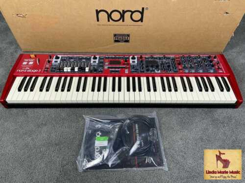 Nord Stage 3 Compact 73-Key Digital Stage Piano -WNTY.