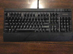 Selling Corsair STRAFE RBG Mechanical Gaming Keybaord