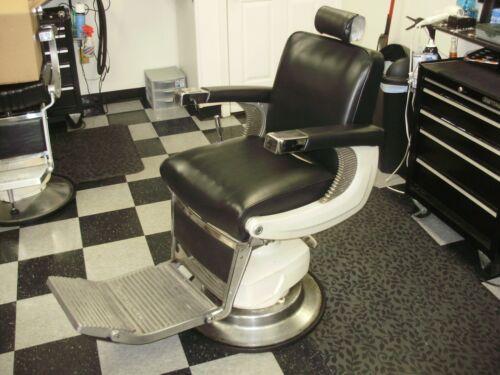 Belmont 324 electric barber chair Paidar koch koken