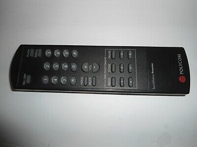 Genuine Oem Polycom Soundstation Premier Remote Control Model Tct0009