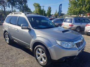 2010 Subaru Forester XT Auto AWD Yass Yass Valley Preview