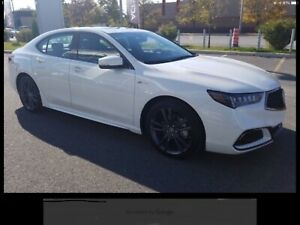 2018 Acura TLX SH-AWD V6 A Spec Tech Package