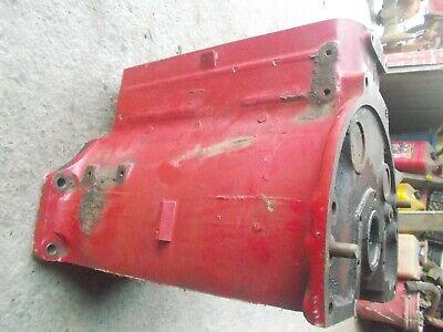 Farmall Super A Sa Tractor Original Ih Ihc Engine Motor Block Main Caps