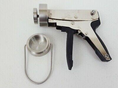 Biospec Products 59014h Tissue Pulverizer Spring-loaded Hammer 1 To 10 G Tissue
