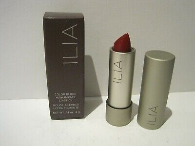 ILIA - Color Block Lipstick - True Red - 4g - Boxed - Space.Nk