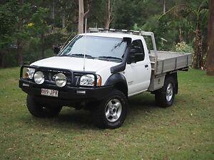 2006 Nissan Navara Ute Worongary Gold Coast City Preview