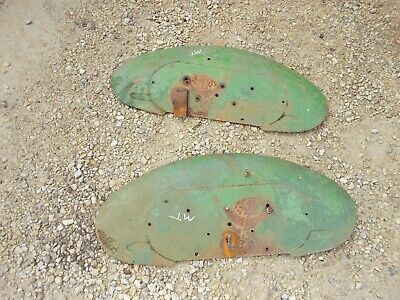 John Deere Mt Tractor Jd Pair Set Of Fenders