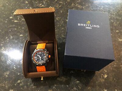 Breitling Professional Men's Orange Endurance Watch
