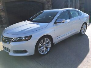 2015 Chevrolet Impala LTZ Low KMs. One Owner -IMMACULATE