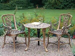 bistro table and chair set ebay