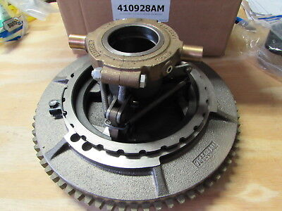 Rockford Nacd 11 Clutch Assy 4-10928 For Bandit Morbark Wood Brush Chipper