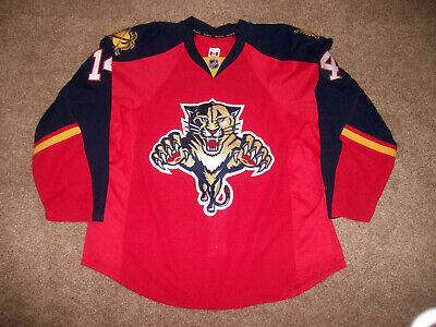 Florida Panthers Authentic Pro Hockey Jersey FLEISCHMANN - Edge 2.0 - Size 56 TI - Edge Pro Jersey