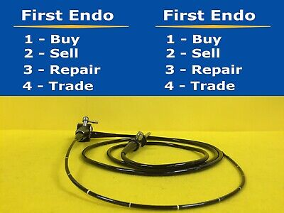 Olympus Lf-1 Intubation Endoscope Endoscopy For Parts 1441--s25