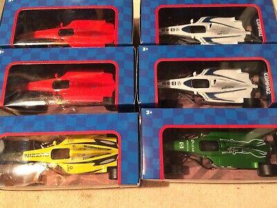 Hot Wheels Grand Prix Racers 1:24 scale
