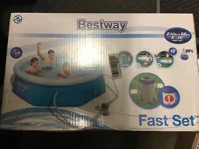 Bestway Fast Set 8' x 26