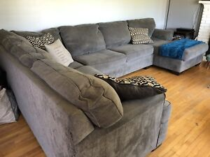 Ashley Funiture sectional