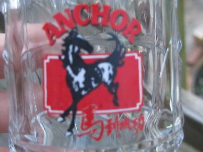 Anchor Beer Mug. .........h