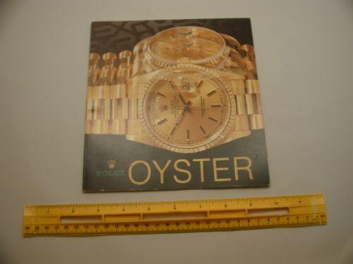 Book 380 – Rolex Oyster