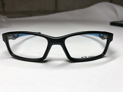 Oakley OX8027-0153 Crosslink Satin Black W/Extra Arms [53-17-140]