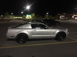 2007 Ford Mustang 4.0 Pony Package