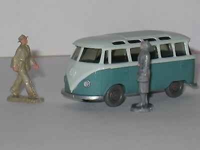 Original 60er Jahre Wiking VW T1 Samba Bus in seltener Farbe TÜRKIS online kaufen