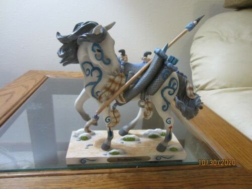 TRAIL OF PAINTED PONIES -  WOODLAND BRAVE - DEFECTIVE