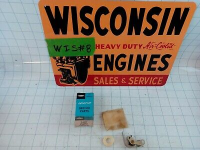 Wico New Old Stock Contact Points X16876c Free Sh