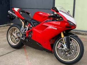 2008 Ducati 1098R - Full 70mm Termi Exhaust - Only 6339km Mornington Mornington Peninsula Preview