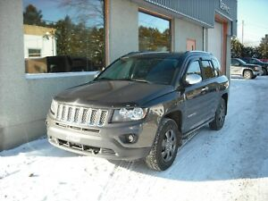 Jeep Compass 4 RM, 4 portes, North 2014