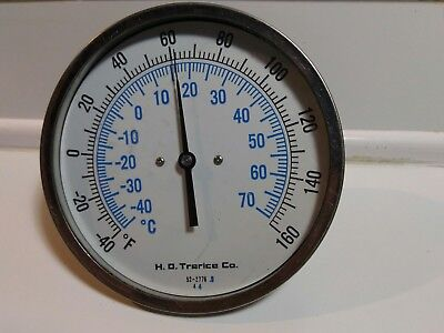 H.O.Trarice screw in thermometer