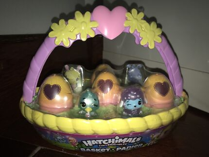 Easter hats in the making other baby children gumtree hatchimals colleggtibles easter basket brand new negle Image collections