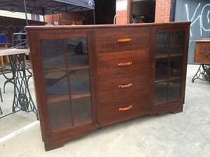 CABINET, Sideboard, buffett, display cabinet,WE DELIVER Brunswick Moreland Area Preview
