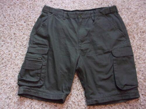 Boy Scouts Of America Uniform Shorts~Heavy Canvas~Adjustable Waist~Adult 36 x 9