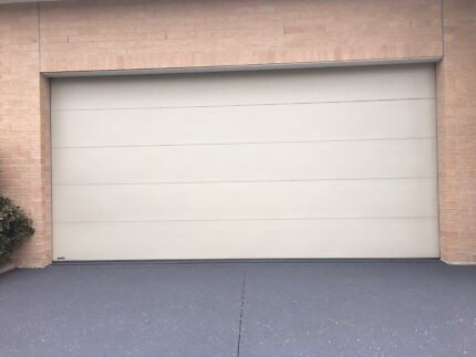 Garage Doornew Panel Lift Completed Building Materials Gumtree