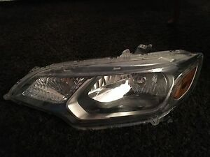 Honda fit headlight Drivers Side 2015 and Up !
