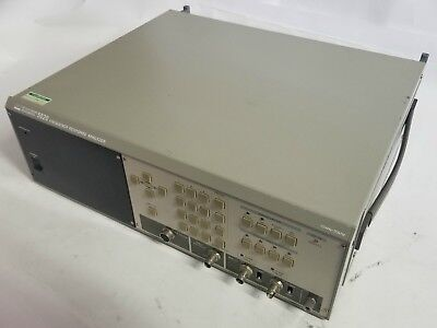 Genuine Nf Electronics 5020 Frequency Response Analyzer Powers On