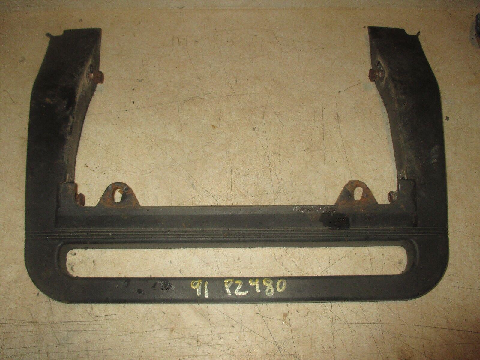 91 92 Rear bumper assembly '84-'98 Yamaha Phazer II Venture 480 88X-77541-00-00
