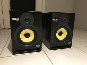 KRK Rokit 6 Studio Monitors - Pair