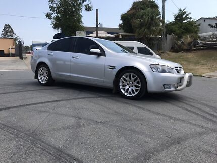 2008 Holden commodore Ve sv6 60th anniversary