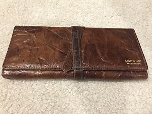 Matt & Nat Brown Wallet