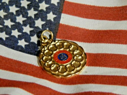 US Constitution 1797 - 2012 225 Years TXDAR Charm - One of a kind  item!