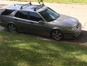 2005 Saab 95 Aero Wagon